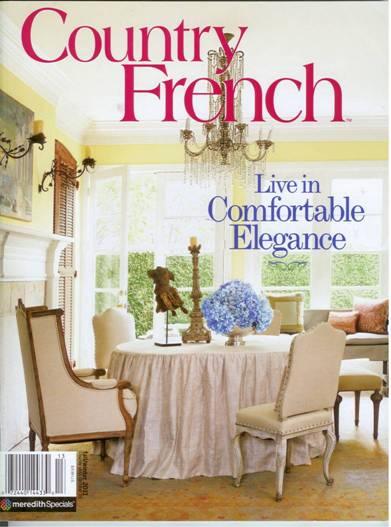 country french magazine feature mh akers custom homes