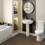 Design Inspiration for Smaller Bathrooms