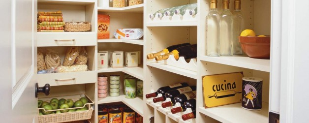 Custom Pantry Ideas for Function and Style